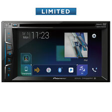"""Pioneer 6.2"""" Dvd Receiver Bluetooth & With Remote Control Avh-501Ex"""