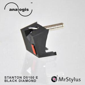 STANTON 500 | D 5100 E Nachbau mit nacktem Diamanten | analogis BLACK DIAMOND