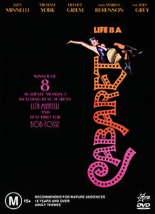 Liza Minnelli Michael York CABARET DVD
