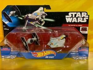 Star Wars - Hot Wheels - TIE Fighter vs Ghost from Disney Rebels