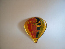 COLLECTIBLE PACIFIC BELL AIR BALLOON FIGURE OLD ENAMEL PIN