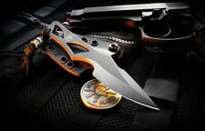 Spartan Blades Knife Enyo Black with Black Kydex Sheath Authorized Dealer