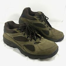 Men's New Balance 780 Trail Hiking Shoes Brown Leather Sz 13 D