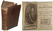 Louis Le Gendre : Essai de l'histoire du Règne de Louis Le Grand (XIV) - 1699