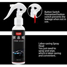 Anti-scratch Car Liquid Ceramic Coat Super Hydrophobic Glass Spray Coating