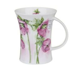 Dunoon Mug - Tazza tè porcellana - Richmond - Rhapsody [Hellebores]