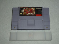 SUPER NINTENDO SNES VIDEO GAME CARTRIDGE ONLY SECRET OF EVERMORE SQUARESOFT CART