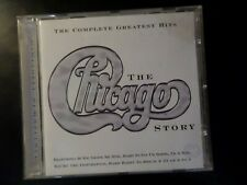 CD ALBUM - THE CHICAGO STORY - GREATEST HITS