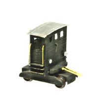 Breuer Rangiertraktor, Messingmodell ohne Antrieb, 1:160 N-Spur