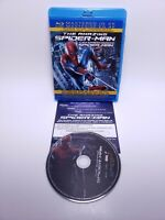 The Amazing Spider-Man (Blu-ray Disc, 2013, Canadian) Fast Shipping!