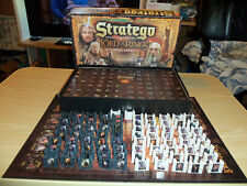 Stratego The Lord Of The Rings Trilogy Edition - Complete - Milton Bradley 2004