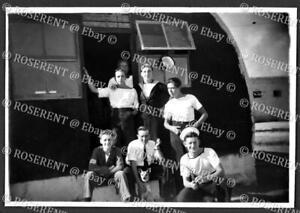 1946 Malta -  Hal-Far - R.N.the  Boys from Mess 35  - photo 8 by 5.5cm
