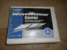 NOS Yamaha OEM 2012-14 FX SVHO FX SHO FX HO WaveRunner Cover MWV-PCVFX-YL-CH