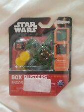 Star Wars Box Busters Endor Attack collectible battle scene - NEW