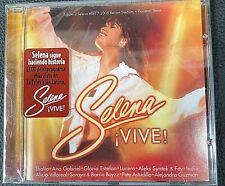 Various – Selena ¡Vive! - CD USA 724347734021  - SEALED MINT NEW