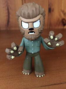 Funko Pop Mystery Minis Horror Classics Wolfman (Loose Stock)