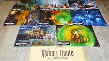 LE MANOIR HANTE les 999 fantomes !  jeu photos cinema lobby cards fantastique