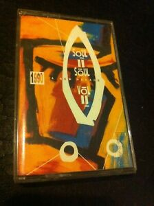 Soul II (Two 2) Soul Vol II (Volume Two) 1990 A New Decade cassette Get A Life