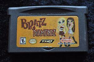 Bratz Diamondz Gameboy Advandce