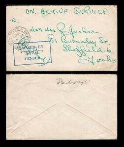 """Singapore 1939 OAS cover to England, """"FIELD POST OFFICE SP501"""" despatch postmark"""