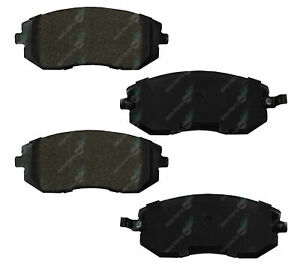 Disc Brake Pads Front DB1491 for Subaru Impreza 2.0 AWD Forester Liberty Outback