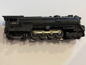 Lionel Train Number 681 O Scale Locomotive