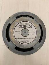 """Celestion G12H100 12"""" Guitar Speaker 16 ohm Vintage"""