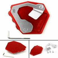 Side Pad Kickstand Stand Extension Plate For Honda CRF1000L Africa Twin 16-17/R/
