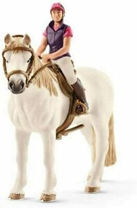 Schleich Horse Club 42359 Freizeitreiterin mit Pferd 43252917 NEU/OVP