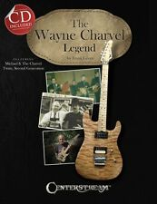 The Wayne Charvel Legend Reference Book and CD NEW 000121352