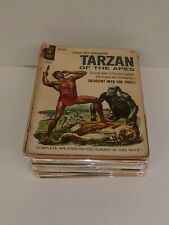 Lot of 24 Different Gold Key Tarzan of the Apes Comics 154-201