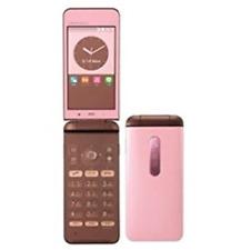 KYOCERA KYF31 GRATINA 4G Unlocked New WIFI KEITAI ANDROID FLIP PHONE Pink EMS