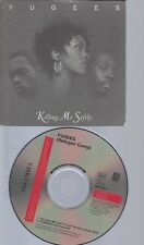 CD--FUGEES -- --- KILLING ME SOFTLY --cardsleeve