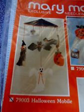 Halloween Mobile Plastic Canvas Kit, NIP, Mary Maxim, Inc.