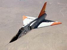 MILITARY AIR PLANE FIGHTER JET USAF DELTA DART QF106 POSTER ART PRINT BB1135A