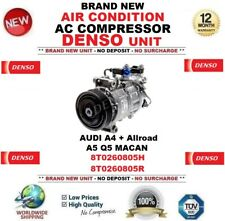 Denso CLIMATISATION ca COMPRESSEUR A4 + ALLROAD A5 Q5 MACAN 8t0260805h