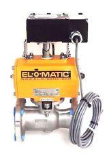 NEW EL-O-MATIC ES0065.U1A04A.14K0 ACTUATOR W/ QUADRANT F1RSSRGLHIF 150 VALVE