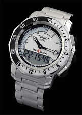 NEW MEN'S TISSOT 200M DIVE RATED SEA TOUCH T TOUCH WATCH T026.420.11.031.00