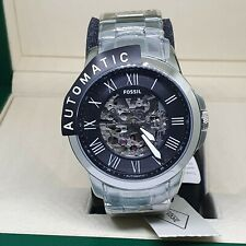 Fossil ME3103 Grant Automatic Stainless Steel Bracelet Men's Watch