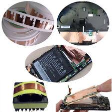 Supplies Copper Foil Tape Multi Purpose Conductive Adhesive Useful Shield Tape