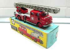 Siku #261 Mercedes Feuerwehr Drehleiter FALCK in Box