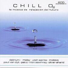 Chill O2: La Música de Relajación del Futuro by Various Artists (CD,...