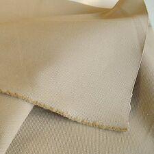 Robuste Canvas Baumwollle Segeltuch Polster- u Möbelstoff Deko beige Meterware