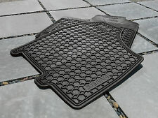 All-Weather Rubber Floor Mats for 11-12 Toyota Sienna-New, OEM-Genuine Toyota