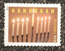 2013USA   #4824  Forever   Hanukkah   Single   Mint   NH