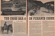 Cross-Bar Ranch On Piceance Creek, Colorado+BearRiverKid,Clubine,Major,Monrallen