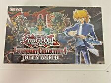 NEW Yugioh TCG Legendary Collection 4 Joey's World Factory Sealed Box RARE