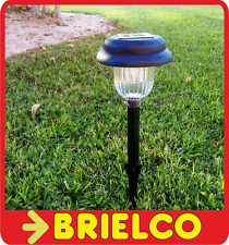 FAROLILLO LAMPARA PANEL ENERGIA SOLAR DE JARDIN SENSOR 1XAA ABS 110X480MM BD9870