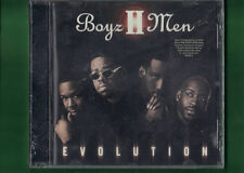BOYZ II MEN - EVOLUTION CD NUOVO SIGILLATO