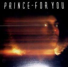 Prince For You Lp Original German Lp no barcode